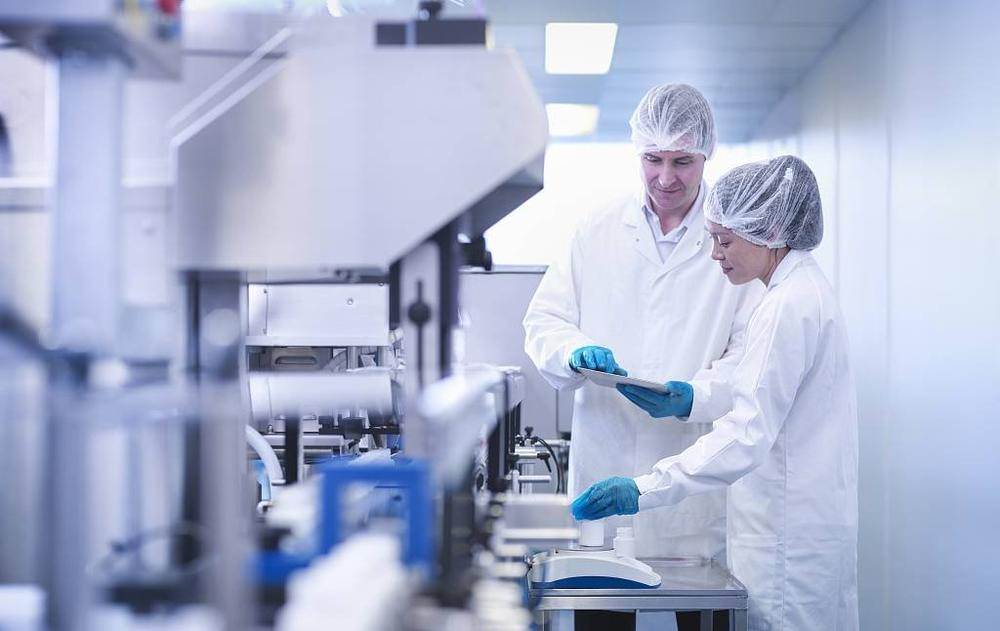 New standards for clean room released Pharmaceutical quality