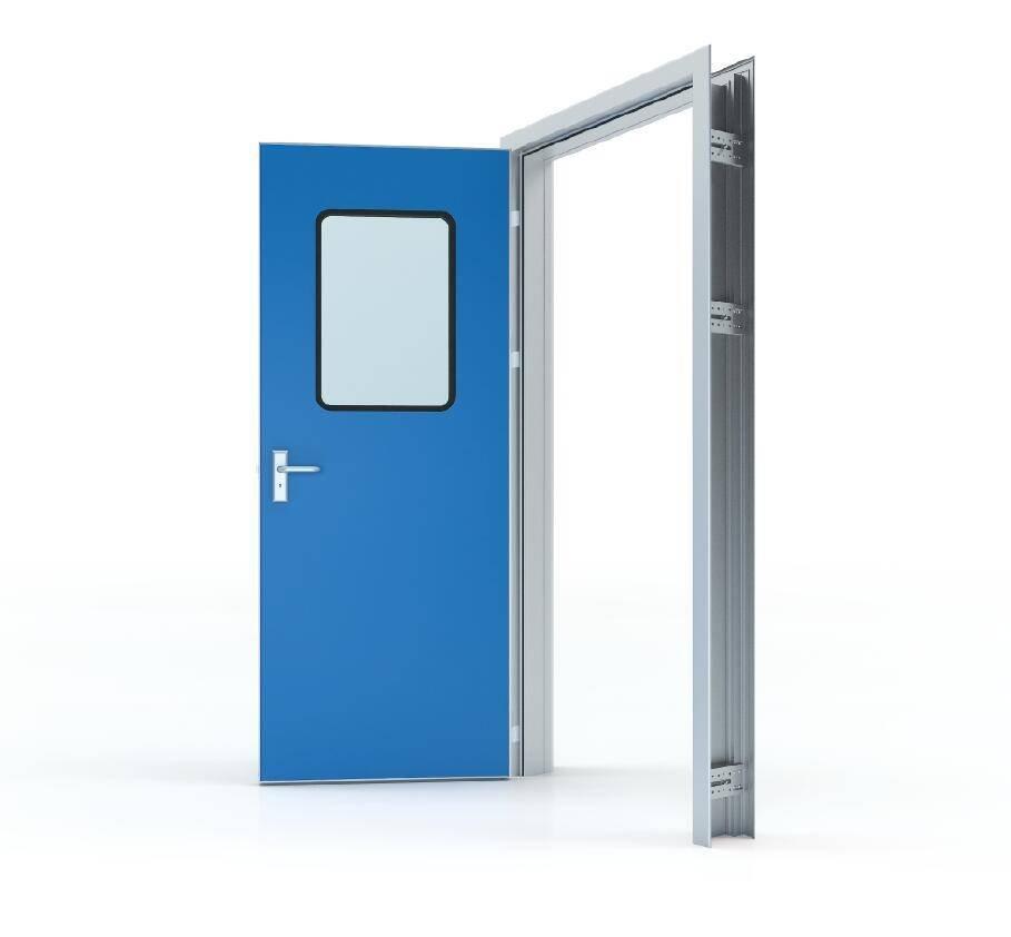 Swing door for brick wall (Door leaf thickness 40mm)