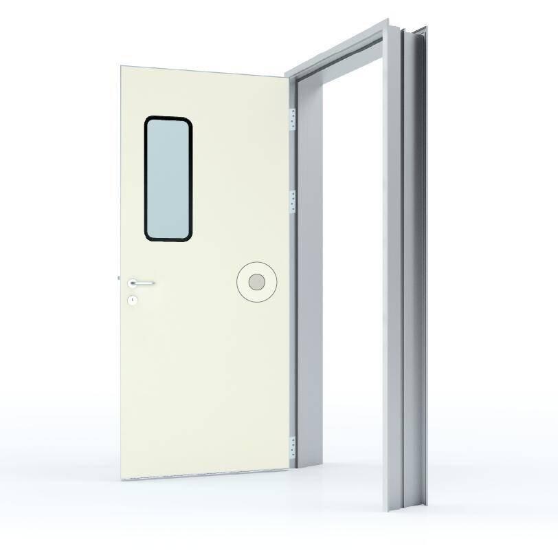 Tooling door-3 (Double barb)