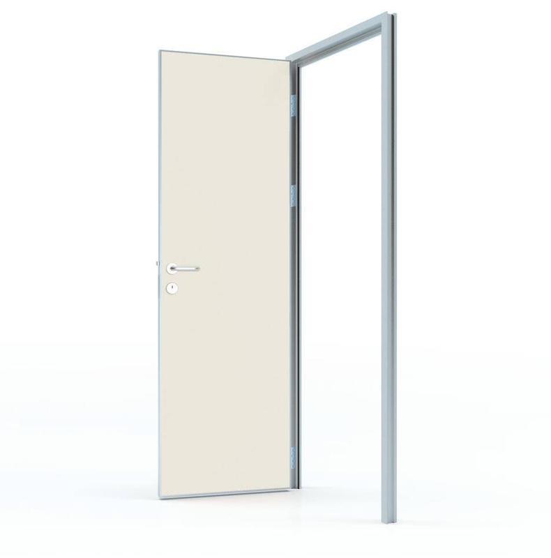 Medical lead protection door (door leaf thickness40mm)