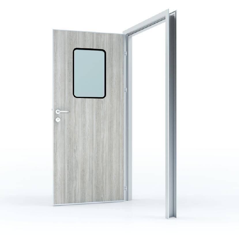 Frame strengthened swing door (door leaf thickness 40mm)