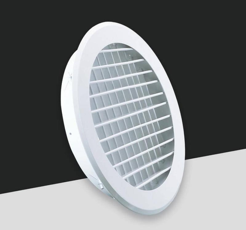 FK031-Round double deflection air grille