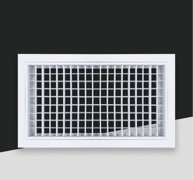 FK007D-Removable single/double deflection air grille