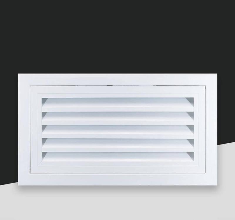 FK006-Open hinged air return grille