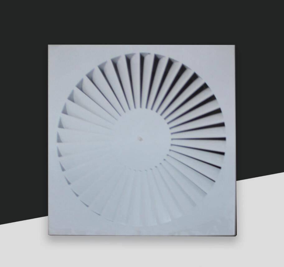 FK063 Swirl ceiling diffuser