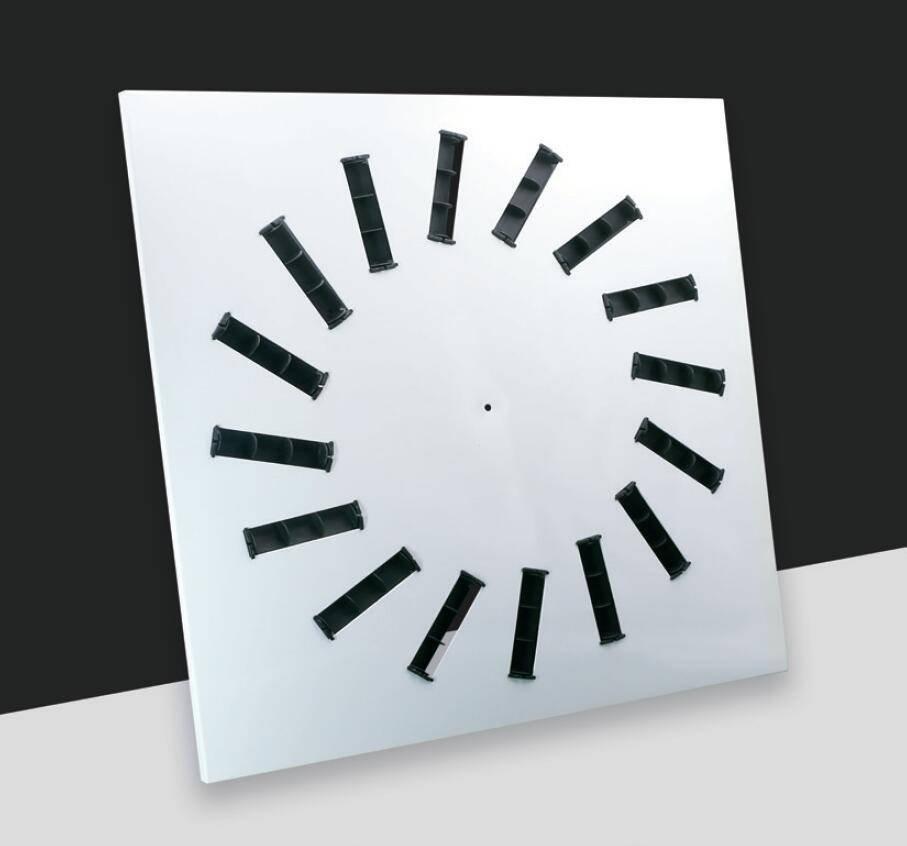 FK064-24B Swirl ceiling diffuser