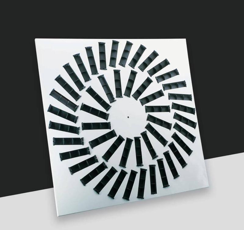 FK065-48B Swirl ceiling diffuser