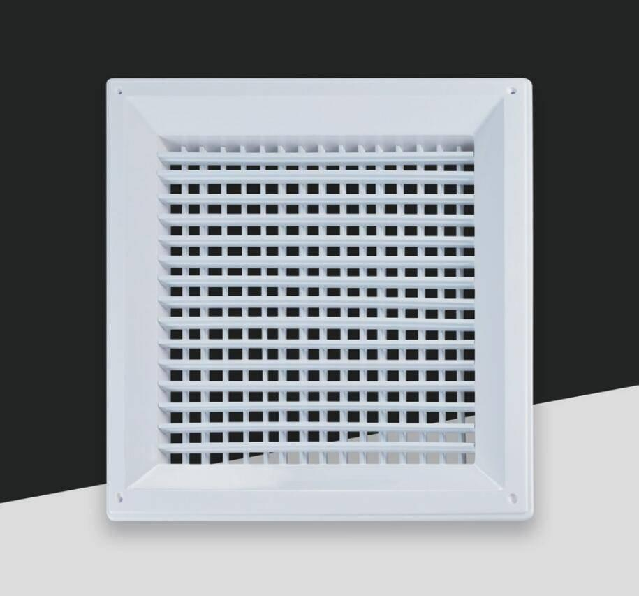 ABS-005 Square double layer diffuser