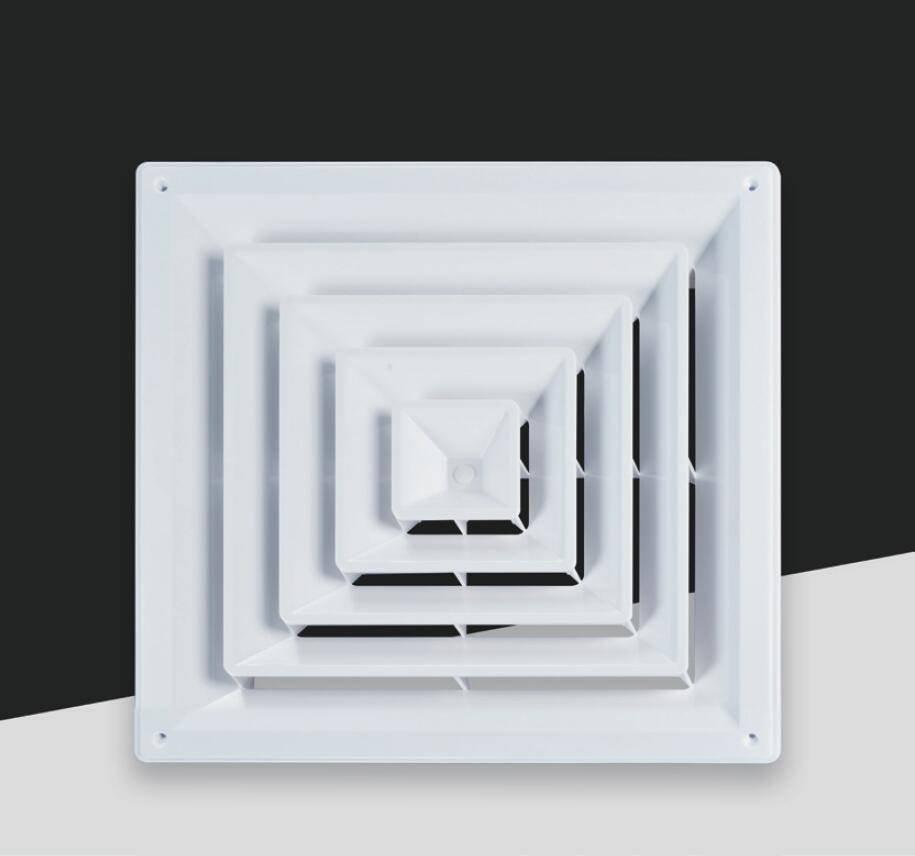ABS-007A/B Square diffuser