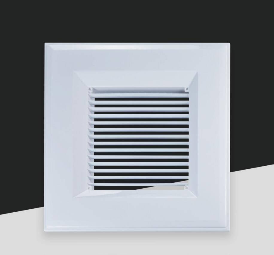 ABS-010 A/B Square single layer diffuser