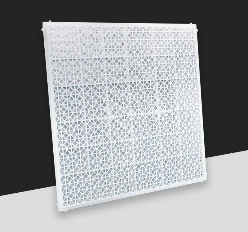 ABS-012A/B Ceiling diffuser with filter