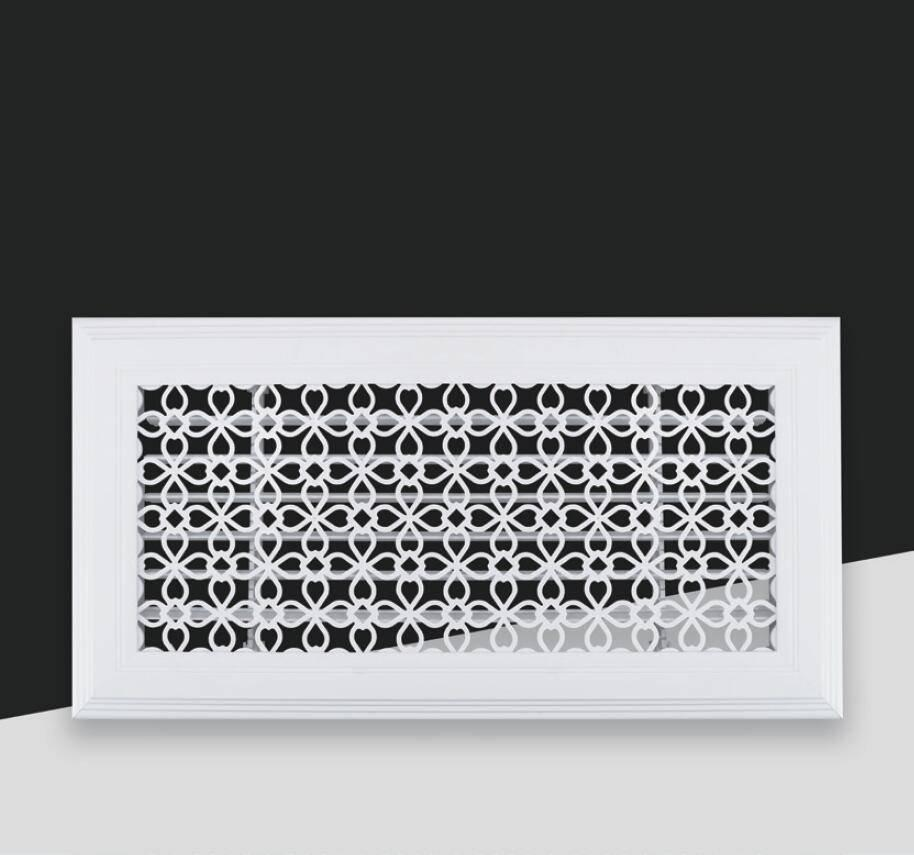 PVC-009 Decorative wall grille