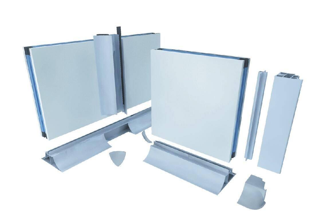 R50一体式防水式型材