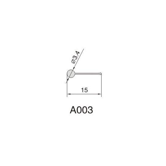 A003 AIR DIFFUSER PROFILE
