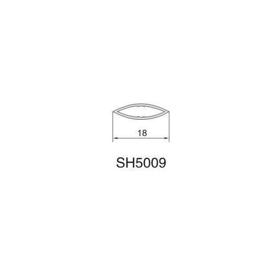 SH5009 AIR DIFFUSER PROFILE
