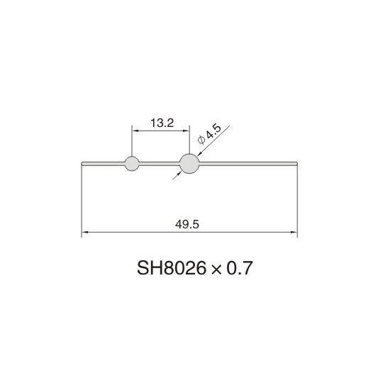 SH8026 AIR DIFFUSER PROFILE