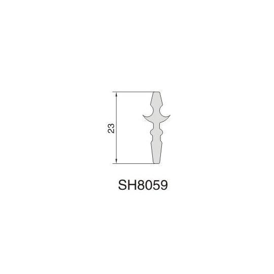SH8059 AIR DIFFUSER PROFILE